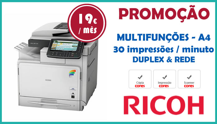 RICOH AFICIO MP C300